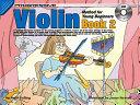 Progressive Violin Method for Young Beginners