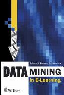 Data Mining in E learning