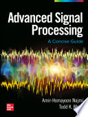 Advanced Signal Processing  A Concise Guide