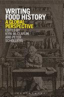 Writing Food History