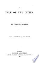Works Of Charles Dickens A Tale Of Two Cities