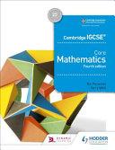 Books - IGCSE Core Maths 4th Ed | ISBN 9781510421660