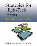 Strategies for High Tech Firms