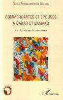 Pdf Commercantes et épouses à Dakar et Bamako Telecharger