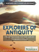 Explorers of Antiquity