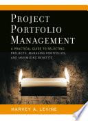 Project Portfolio Management Book