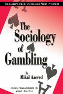 The Sociology of Gambling Pdf/ePub eBook
