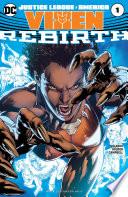 Justice League of America: Vixen Rebirth (2017-) #1