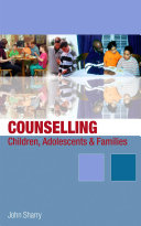 Pdf Counselling Children, Adolescents and Families Telecharger