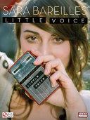 Sara Bareilles   Little Voice  Songbook