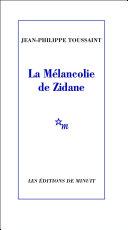 La Mélancolie de Zidane Pdf/ePub eBook