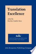 Translation Excellence