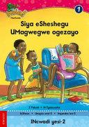 Books - Hola Grade 1 Stage 2 Reader 2 Siya eSheshegu, Umagwegwe ogezayo | ISBN 9780195987737