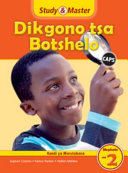 Books - Study & Master Dikgono Tsa Botshelo Faele Ya Morutabana Mophato Wa 2 | ISBN 9781107659476