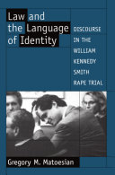 Law and the Language of Identity