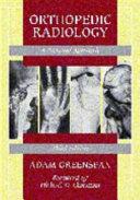 Orthopedic Radiology
