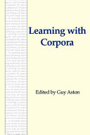 Learning with Corpora