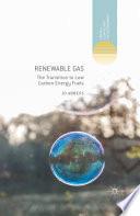 Renewable Gas