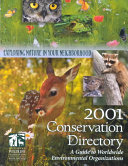 2001 Conservation Directory