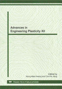 Advances in Engineering Plasticity XII
