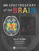 MR Spectroscopy of the Brain ebook