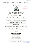 The Johns Hopkins White Papers  2006