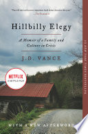 Hillbilly Elegy Book PDF