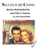 Success In The Cinema Moneymaking Movies