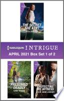 Harlequin Intrigue April 2021   Box Set 1 of 2