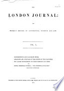 The London Journal Book