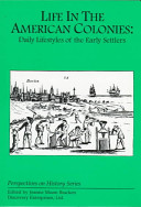 Life in the American Colonies Book PDF