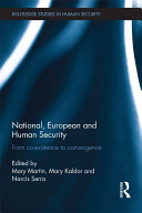 National, European and Human Security Pdf/ePub eBook
