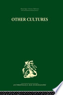 Other Cultures