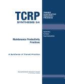 Maintenance Productivity Practices