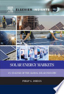 Solar Energy Markets Book