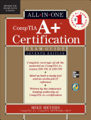 CompTIA A+ Certification All-in-One Exam Guide, Seventh Edition (Exams 220-701 & 220-702) Pdf/ePub eBook