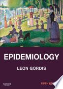 """Epidemiology E-Book"" by Leon Gordis"
