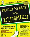 Family Health For Dummies?