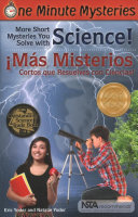 Bilingual Science and Math Mysteries Book Set   Conjunto de Libros Bilingues  Misterios de Ciencias Y Matematicas