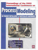 Process Modeling in Powder Metallurgy   Particulate Materials