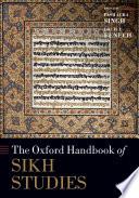 The Oxford Handbook of Sikh Studies