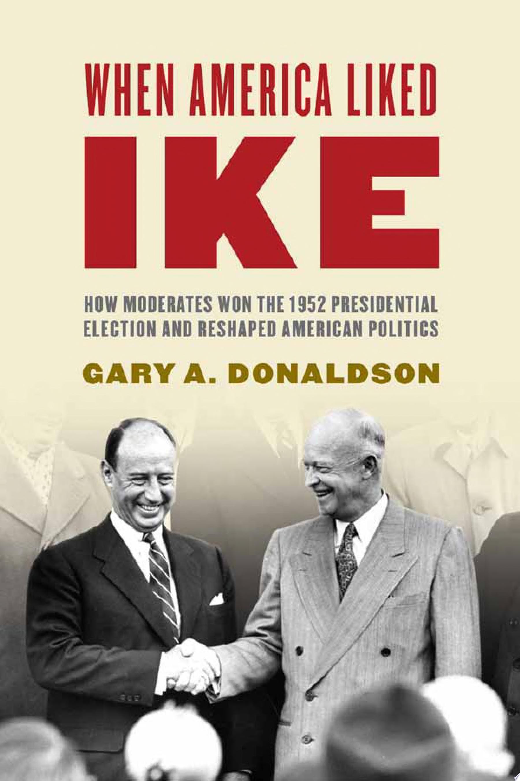 When America Liked Ike