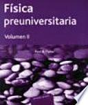 Física preuniversitaria. II
