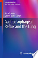 Gastroesophageal Reflux and the Lung Book