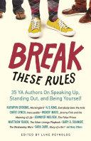 Break These Rules