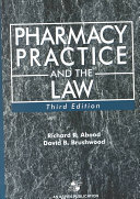 Pharmacy Practice And The Law Book PDF