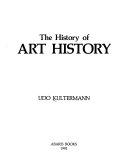 The History of Art History