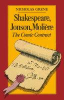 Pdf Shakespeare, Jonson, Molière Telecharger