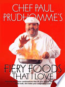 Fiery Foods That I Love Book PDF