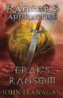 Erak's Ransom (Ranger's Apprentice Book 7) image